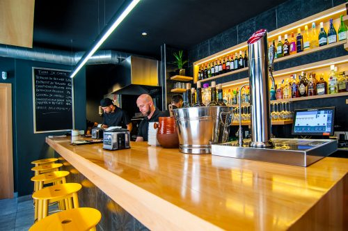 chipiona restaurante KM 0 en el centro
