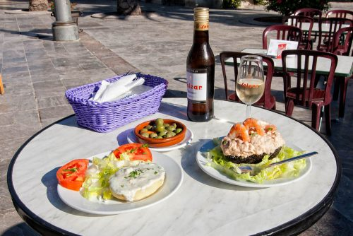 Restaurante La Tasca -plaza juan carlos-chipiona