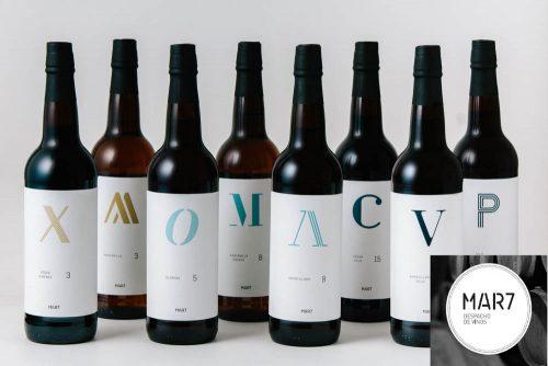 vinos de MAR7, weine aus cadiz