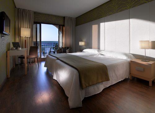 habitación hotel macia doñana sanlúcar de barrameda