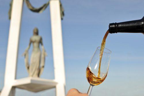 Moscatel de Chipiona_Moscatel wine from Chipiona_Moscatel Wein aus Chipiona