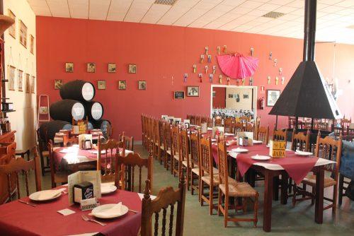 Restaurante La Jara Sanlucar cena de navidad