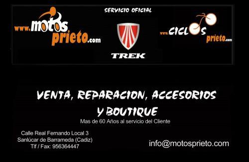 venta y reparación de bicis y motos sanlúcar