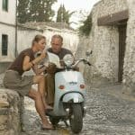 Granada ruta con mapa - tour mit Stadtplan