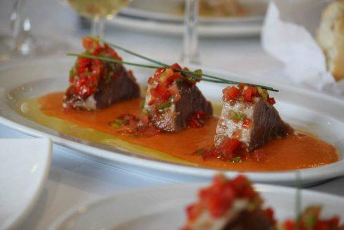 Restaurant Casa Bigote Atun Tataky
