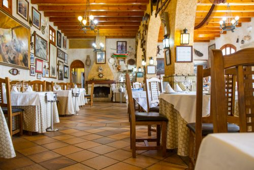 bestes Restaurant in Sanlucar Bajo de Guía