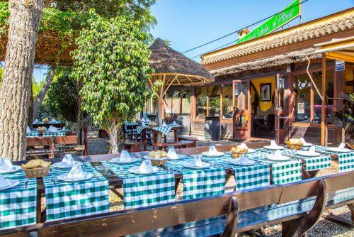 donde comer en chipiona, restaurante con terraza