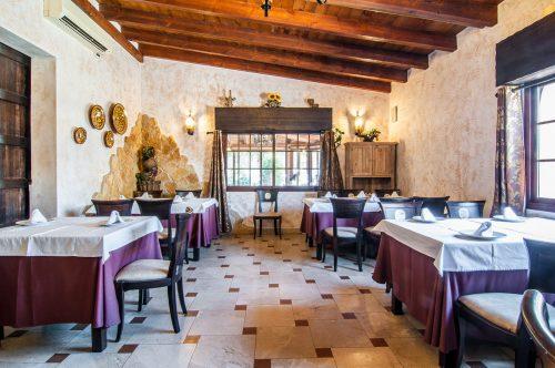Restaurante Periky en el Pinar entre Costa Ballena y Chipiona