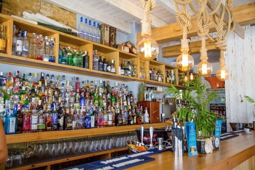 Bar en Bajo de Guía en Sanlúcar de Barrameda