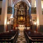 Sanlúcar, Parroquia Nuestra Señora de la O, church, Kirche Nuestra Señora de la O