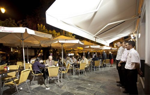 Taberna Cabildo Restaurant in Sanlucar Cadiz