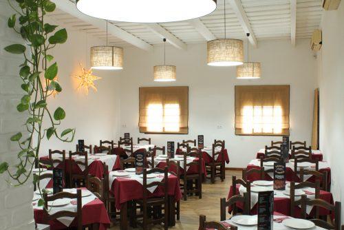 Restaurant El Menúo, especialidad carne