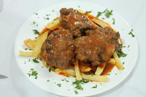 restaurante en la jara, comida tradicional, Venta el Menúo sanlucar,