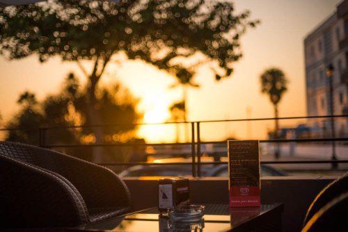 bares en la playa de chipiona, calliope