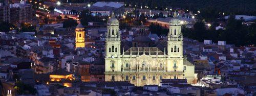 Guía Luz Jaén Capital - Catedral