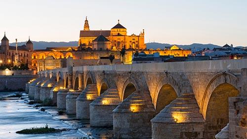 Córdoba puente romano - roman bridge cordoba spain - römische Brücke Córdoba Spanien