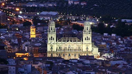 catedral de Jaén, cathedral, Kathedrale