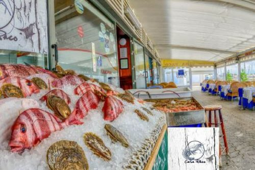 Fischrestaurant Costa de la Luz, Casa Paco